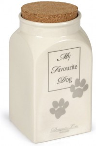 Designed by Lotte - Snackpot My Favourite Dog Snackpot