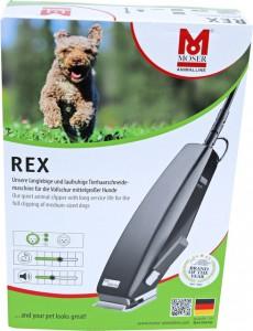 Moser Rex Scheerapparaat 1230 voor de hond Rex