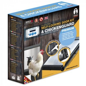 Chicken Guard - Premium + Deur