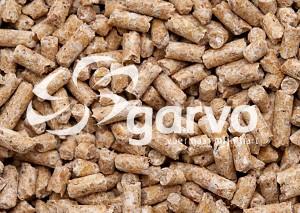 Garvo - Witte Hanen Groeikorrel  [725]