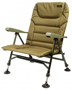 Lion Sports - Treasure Low Armrest Visstoel