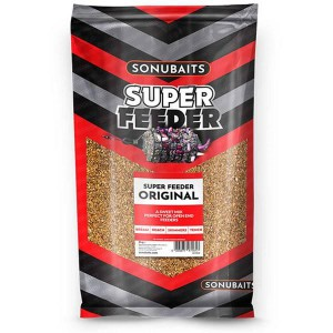 Sonubaits - Super Feeder Fishmeal Groundbait