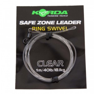 Korda - Dark Matter Leader Ring Swivel