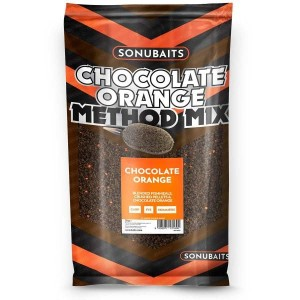 Sonubaits - Chocolate Orange Method