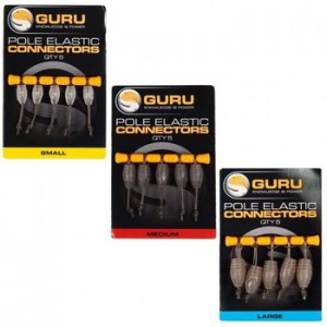 Guru - Pole Elastic Connectors
