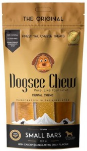 Dogsee Chew - Yak Cheese Bars