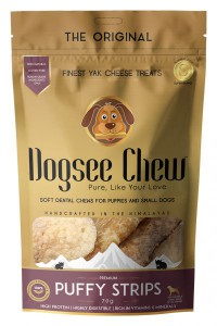 Dogsee Chew - Yak Cheese Puffy Strips