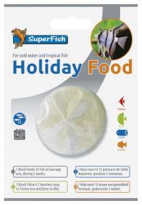 Superfish - Vakantie voederblok