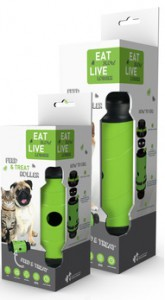 Eat Slow Live Longer - Feed and Treat - Groen