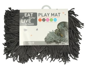 Eat Slow Live Longer - Play Mat