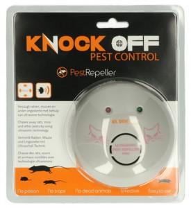 Knock Off - Ongedierteverjager
