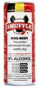 Snuffle - Belgisch Hondenbier Rund/Kip