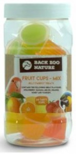 Zoofaria - Fruit Cups - Mix Pot