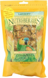 Lafeber - Nutri-Berries Garden Veggie Papegaai