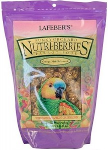 Lafeber - Nutri-Berries Sunny Orchard Papegaai