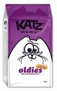 Katz Menu - Oldies