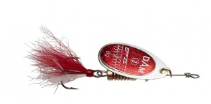 Effzett - Dressed Spinner Reflex Red