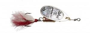 Effzett - Dressed Spinner Reflex Silver