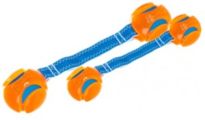Chuckit - Hydro Squeeze Duo Tug