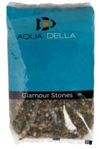 Aqua-Della - Aquariumgrind Donker 3-6mm