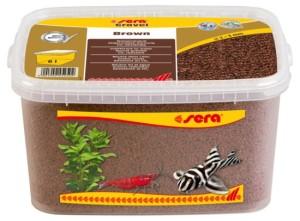 Sera - Gravel Bruin 2-3 mm