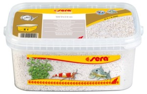 Sera - Gravel Wit 1-3 mm