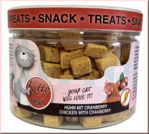 Kitty Beat Kip/Cranberry
