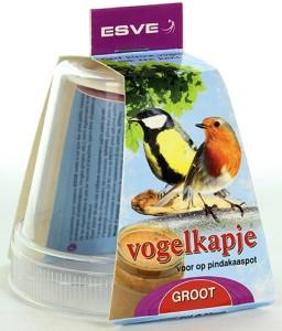 Esve - Vogelkapje Pindakaaspot Groot
