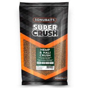 Sonubaits - Hemp & Hali Crush
