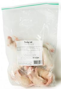 Kiezebrink - Ingevroren Rat Fuzzy 15-25g