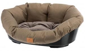 Ferplast - Sofa Tweed bruin