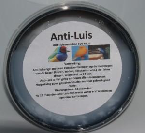 Sjoerd Zwart - Anti-Luis