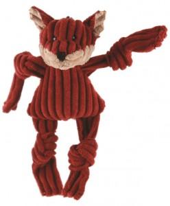 Huggle Hounds - Fox knottie Wee