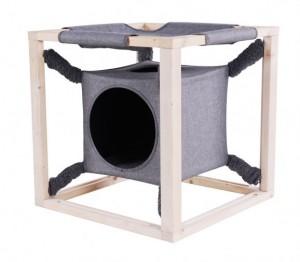 Quapas - Catcube grijs
