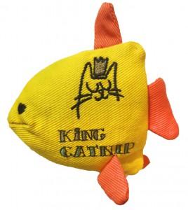 King Catnip Goldy