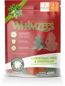 Whimzees - Stix - Chrismas Tree