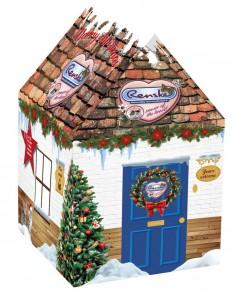 Renske - Kersthuisje