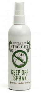 King Catnip - Keep Off Spray