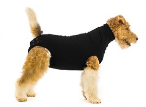 Suitical Recovery Suit Hond - M - Zwart