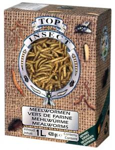 Diepvries Meelwormen