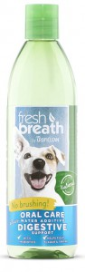 Fresh Breath OralCare Water Ad Digestive