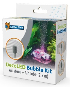 SuperFish - Deco Led Bubble Kit