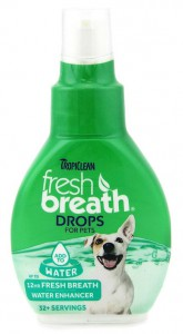 TropiClean - Fresh Breath drops Hond