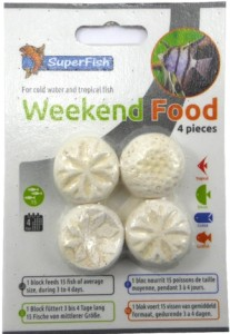 Superfish Weekend Tabletten