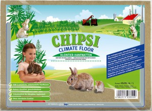 Chipsi Climate Floor Large 50x95cm