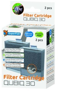 SuperFish - Qubiq 30 Filter Cartridge