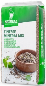 Natural - Finesse Mineral Mix