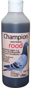 Champion - Rood (weerstand)