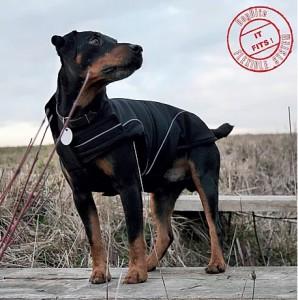 Dogbite - Winterjas Zwart
