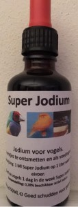 Sjoerd Zwart - Super Jodium